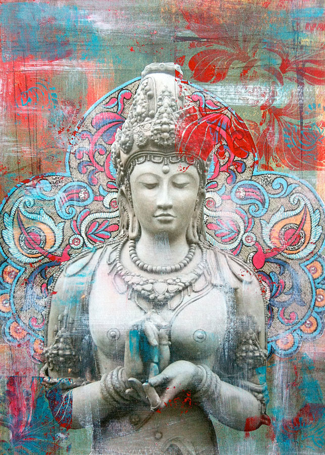 Prajnaparamita - The Perfection of Wisdom Print